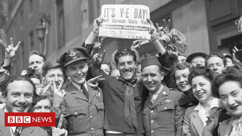 VE Day 75 – Let's Celebrate at Home!