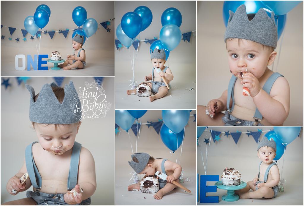 tiny-baby-studio-newcastle-newborn-baby-photographer-cake-smash