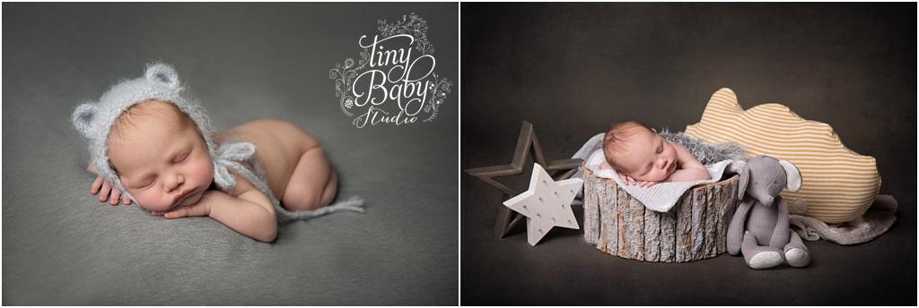 Tiny Baby Studio Newcastle Newborn Baby Photographer Newborn Baby Boy