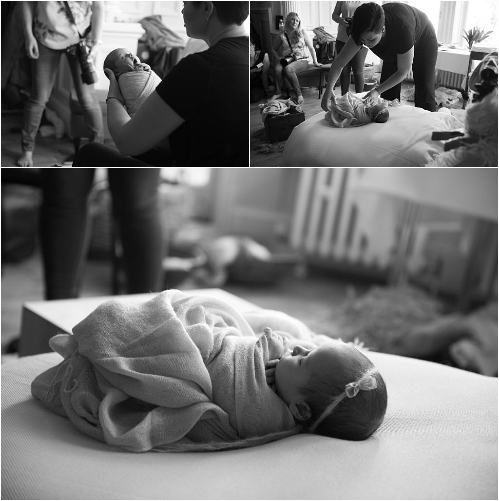 Tiny Baby Studio Newcastle Baby photography Kelly Brown Window light