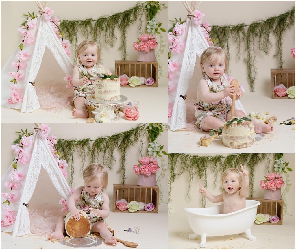 Tiny Baby Studio Newcastle Cake Smash for First Birthday Girls.jpg