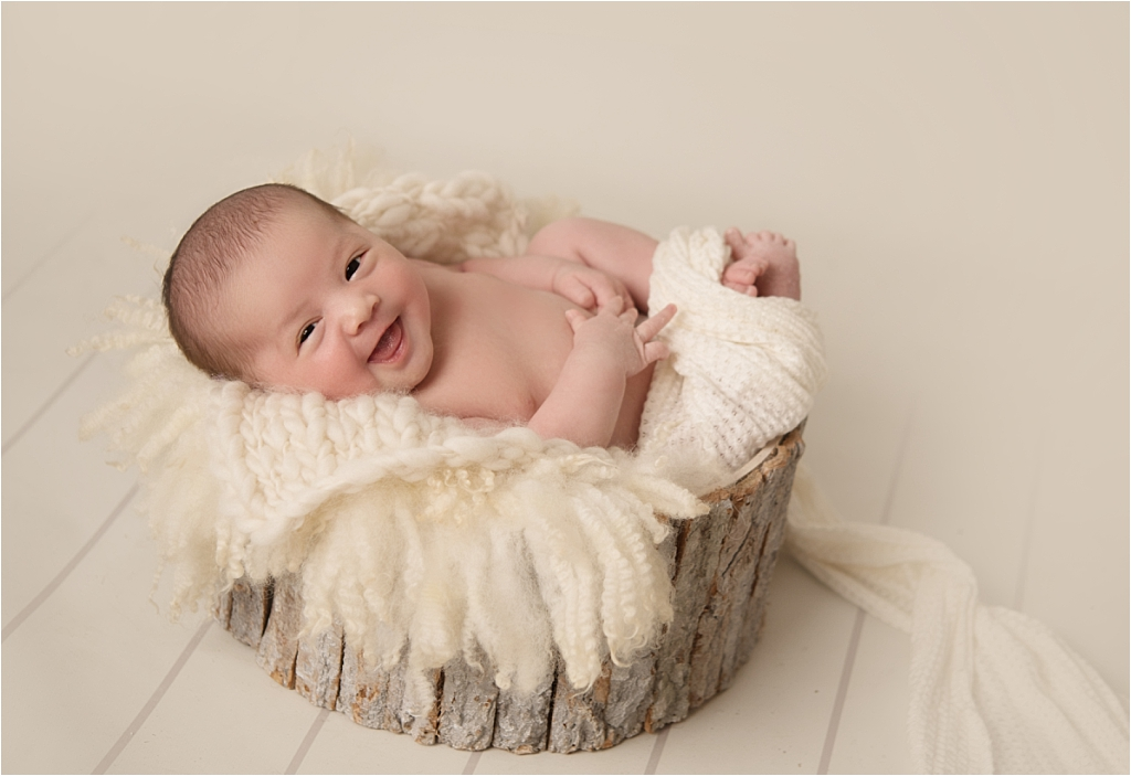 Tiny Baby Studio Newcastle Newborn and Baby Photographer Emily Mai