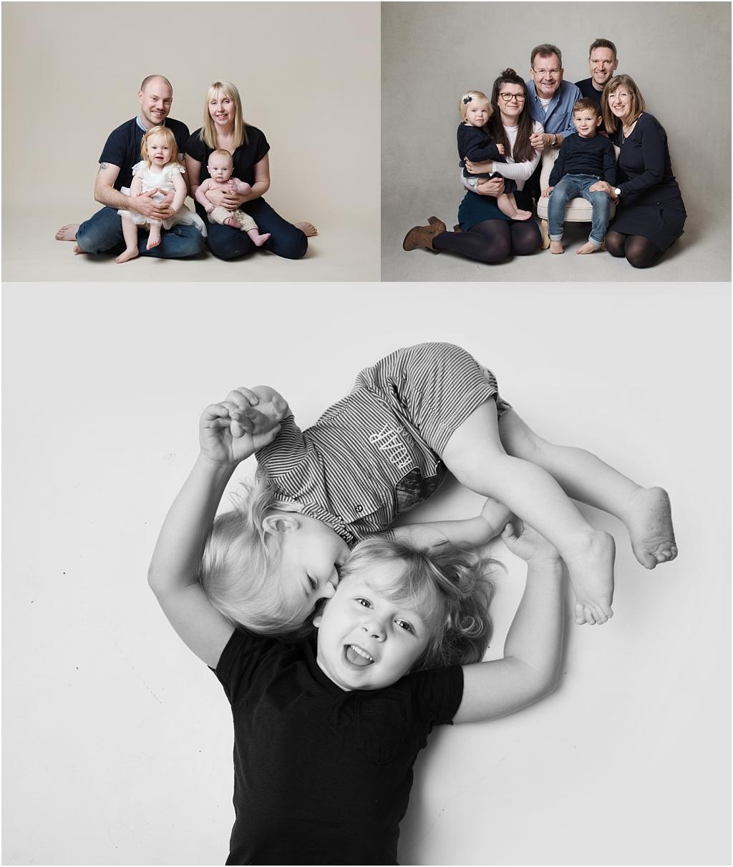 Tiny Baby Studio Newcastle Newborn Baby Photographer family portrait sessions