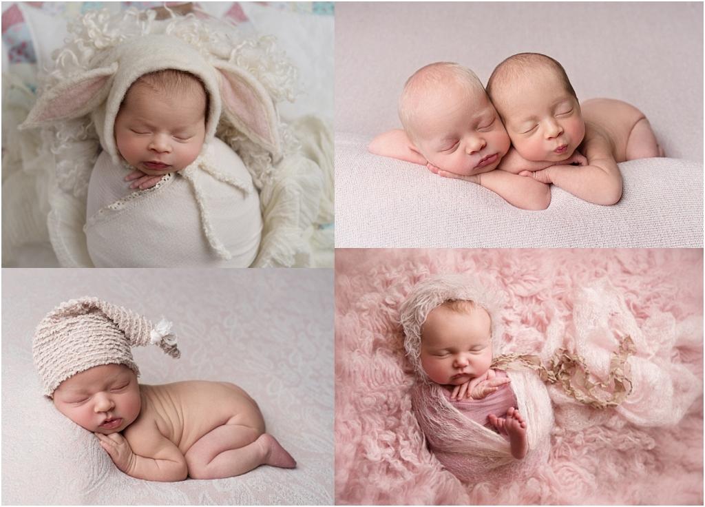 Tiny Baby Studio Newcastle Newborn Baby Photographer newborn girls