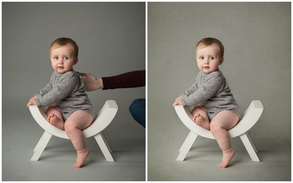 Tiny Baby Studio Newcastle Newborn Baby Photographer Safe Posing