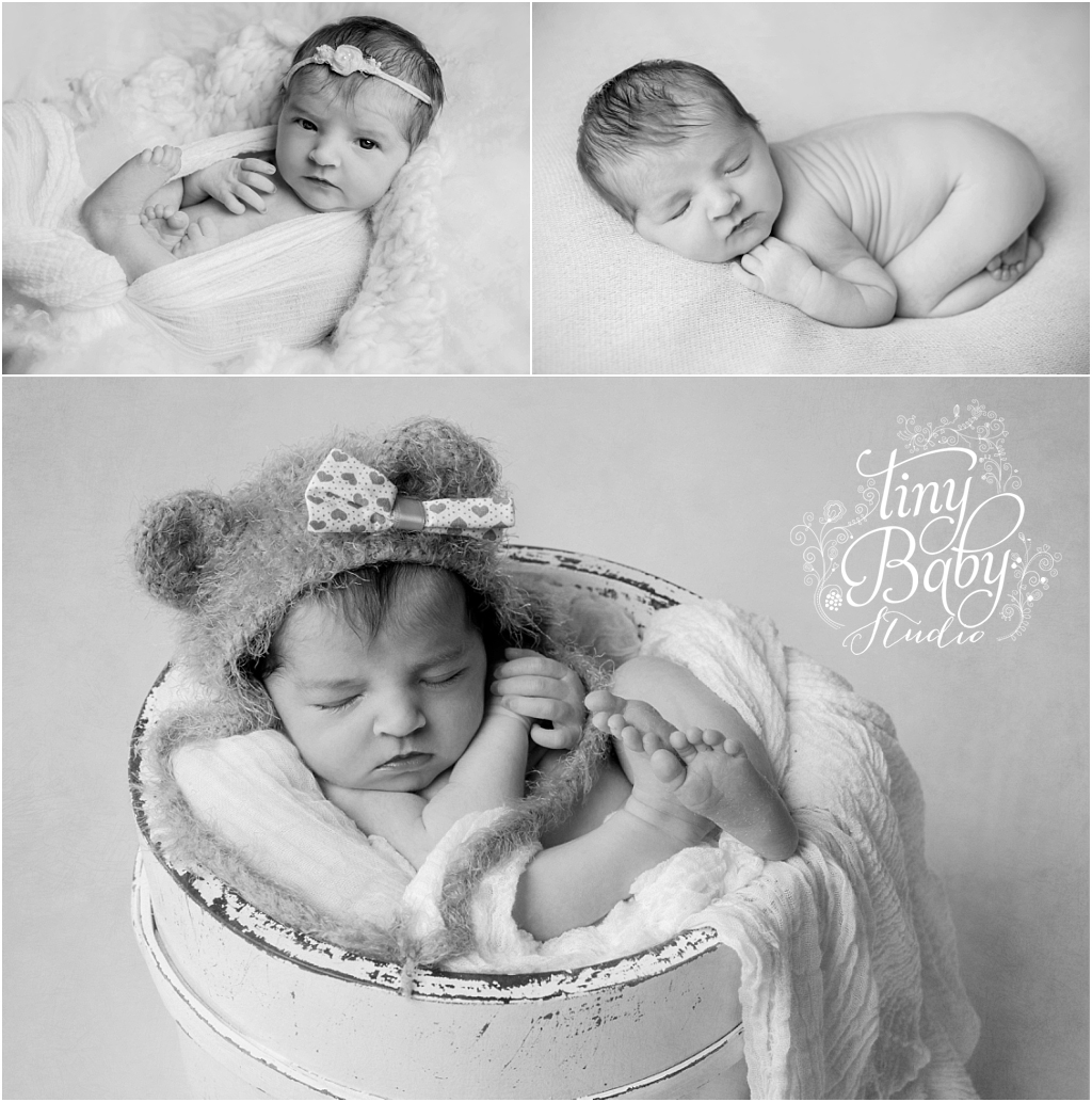 Tiny Baby Studio Newcastle Newborn Baby Photographer Newborn Simple Newborn Posing