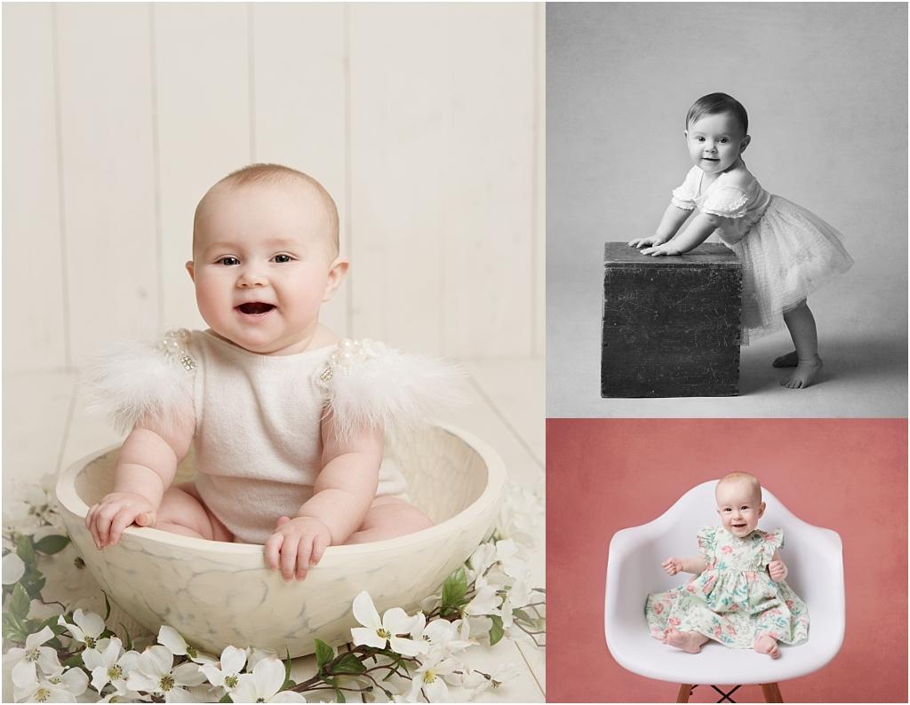 Tiny Baby Studio Newcastle Newborn Baby Photographer sitter girl.jpg
