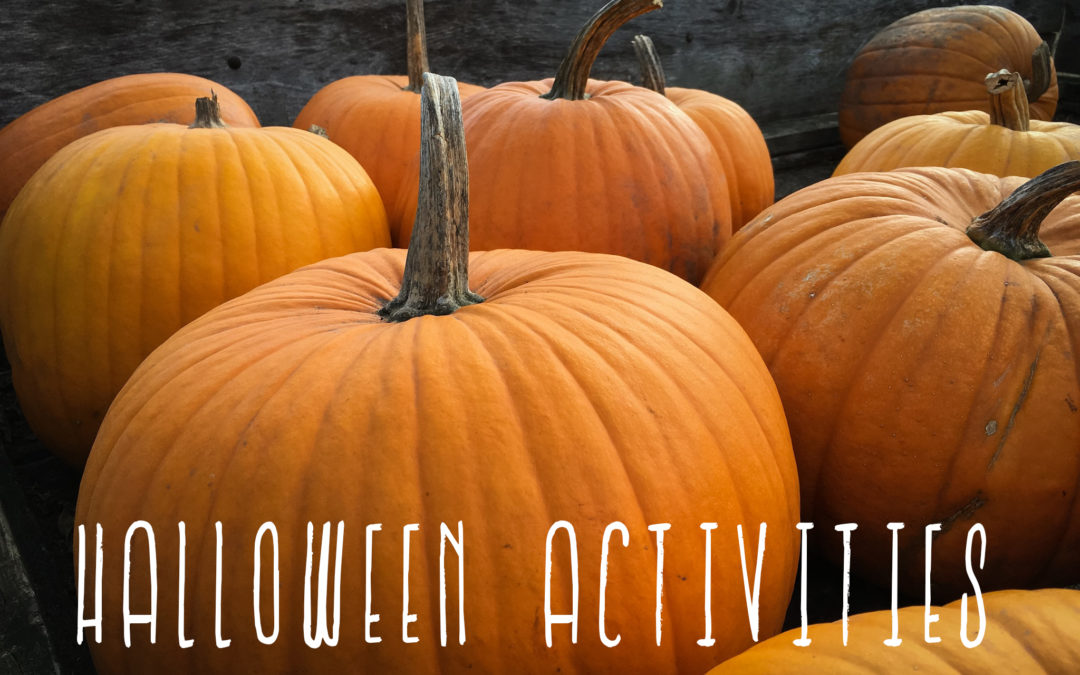 Fun Family Halloween Activities